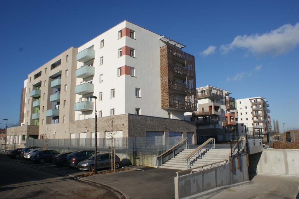 Logements tommasini construction for Construction de logements neufs