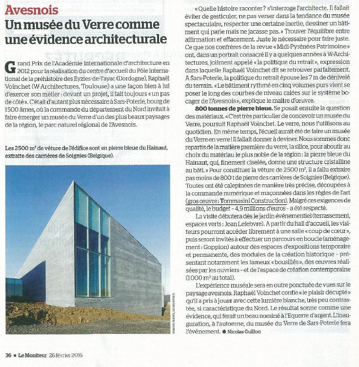 Musée du Verre à Sars Poteries