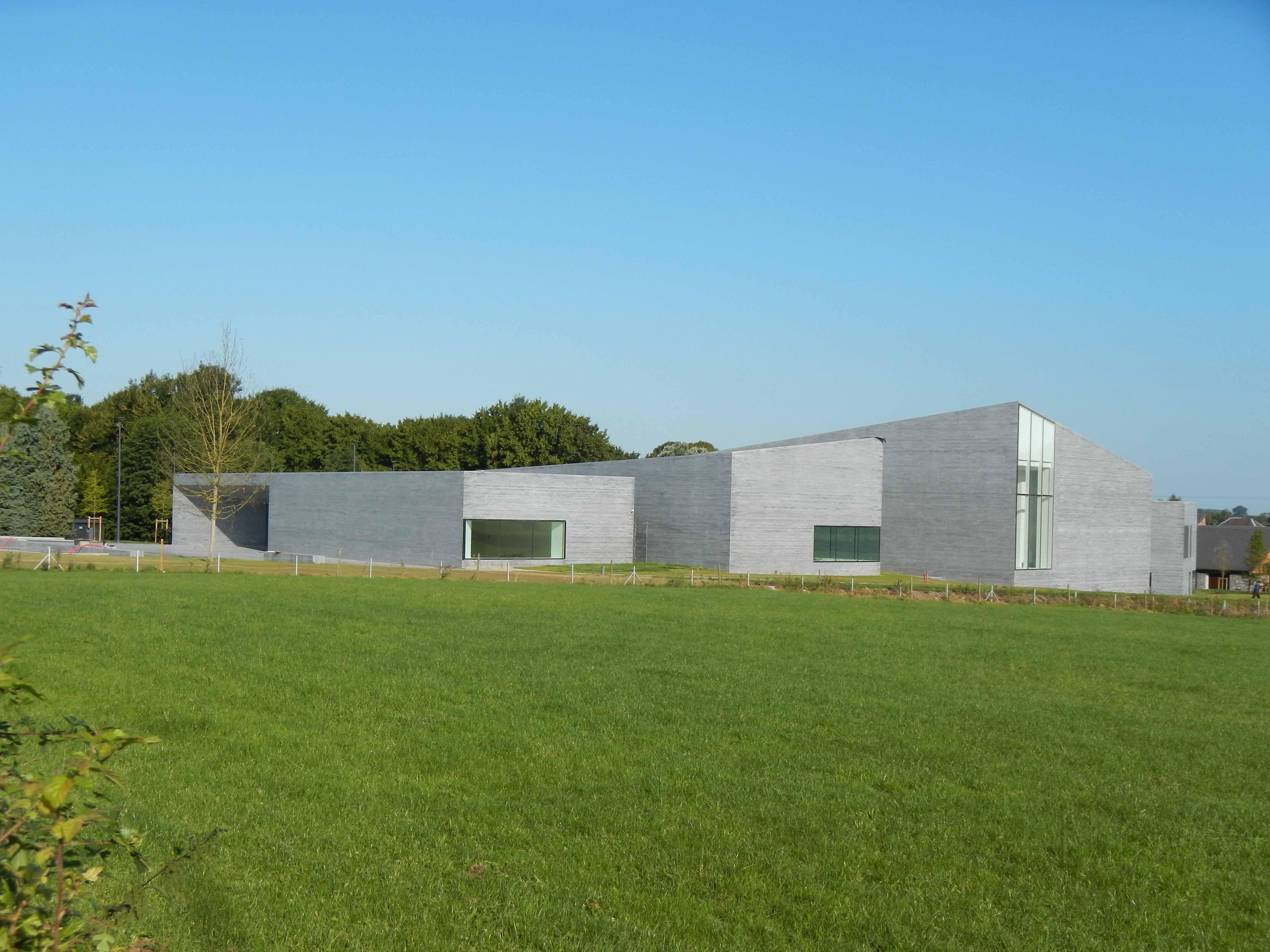 Musée départemental du verre à Sars-Poterie