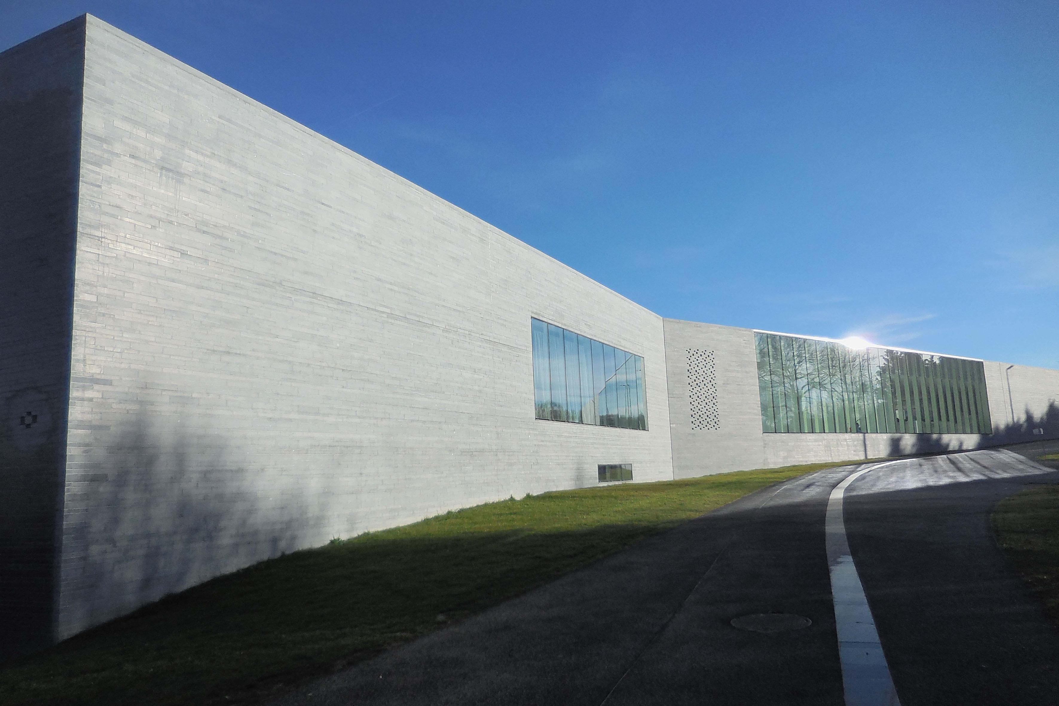 Entreprise Générale Du Batiment Lille musées – tommasini construction