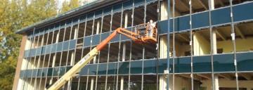 Désamiantage bâtiment NEU à Marcq-en-Baroeul